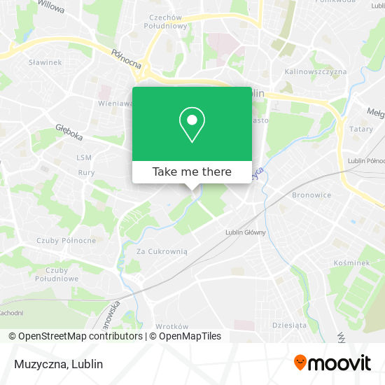 Muzyczna map