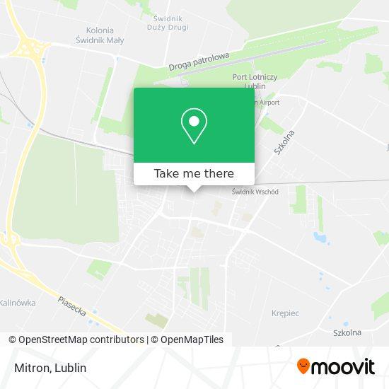 Карта Mitron