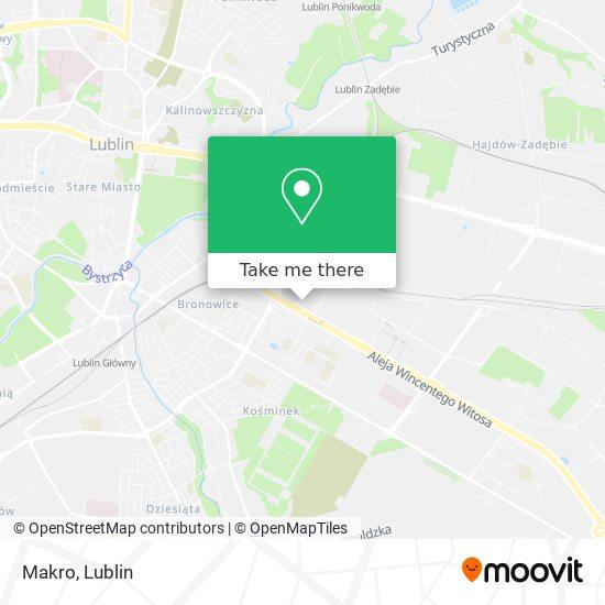 Карта Makro Cash Carry