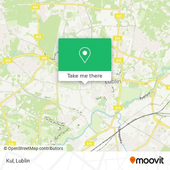 Kul map