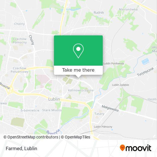 Farmed map