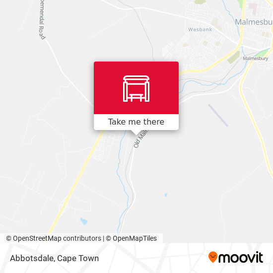 Abbotsdale map