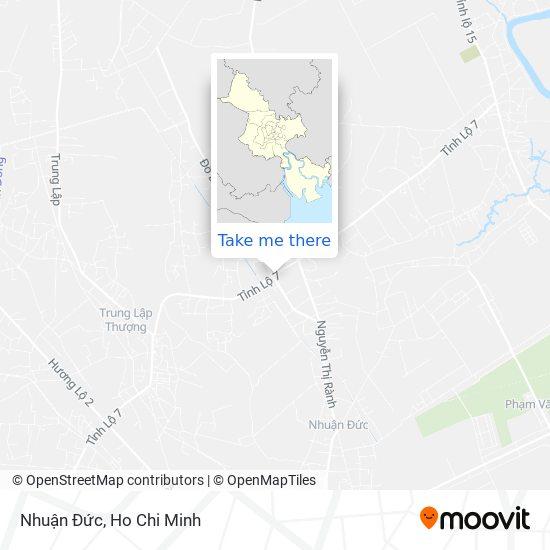 Nhuận Đức map