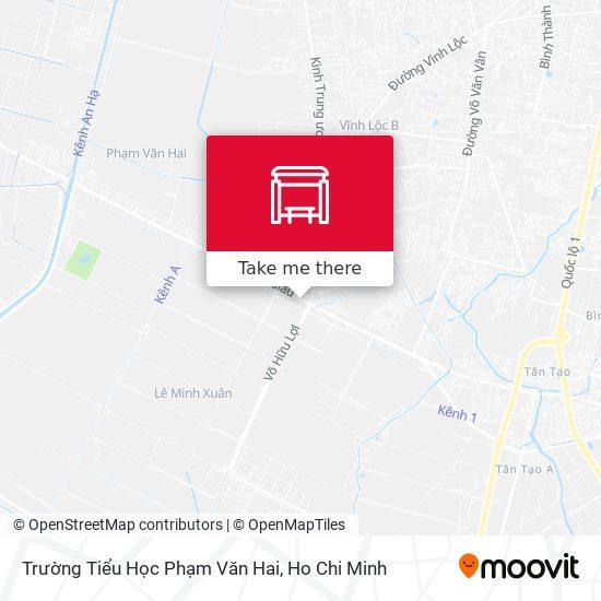 Trường Tiểu Học Phạm Văn Hai地圖