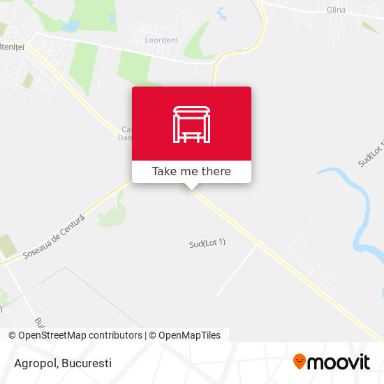 Agropol map