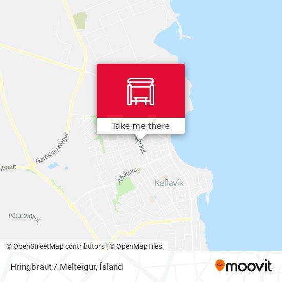 Hringbraut / Melteigur map