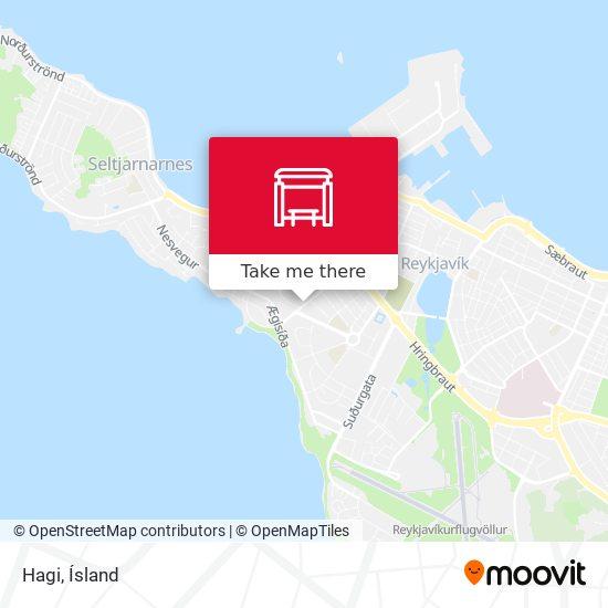 Hagi map