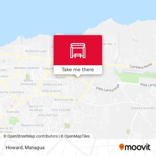 Howard map