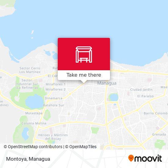 Montoya map
