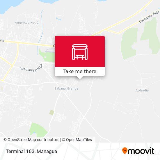 Terminal 163 map