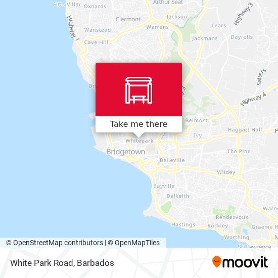 White Park Road map