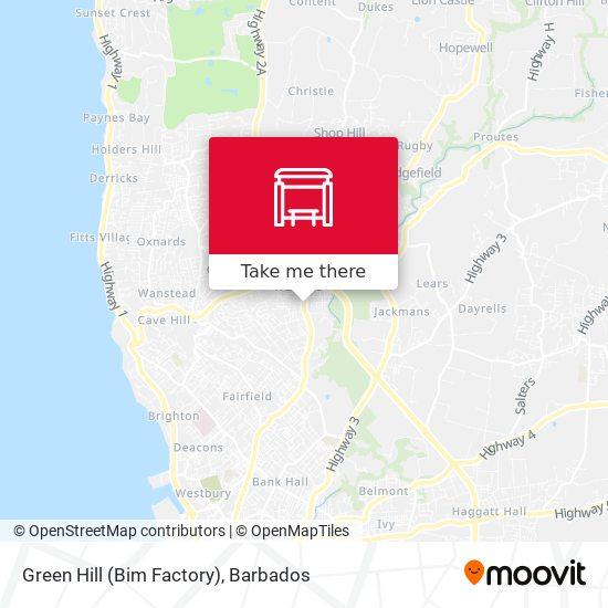 Green Hill (Bim Factory) map
