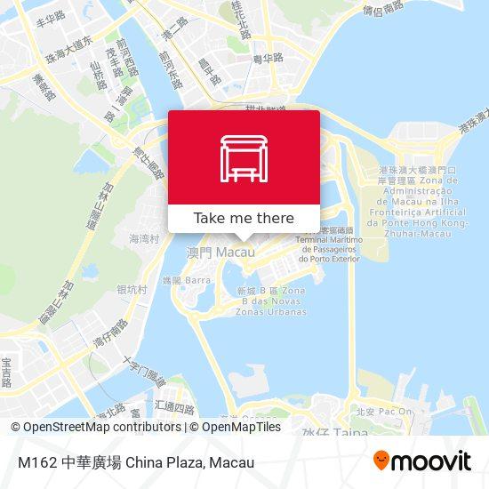 M162 中華廣場 China Plaza map