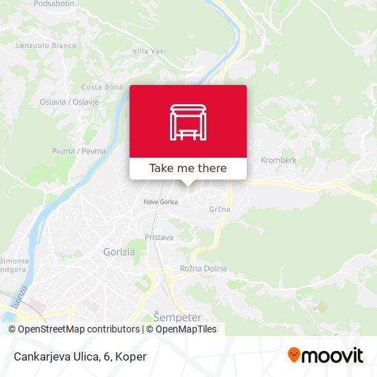 Cankarjeva Ulica, 6 map