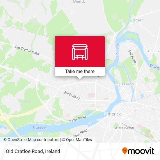 Ballynanty, Limerick Institute Of Technology map