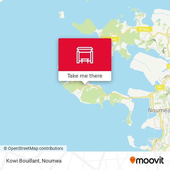 Kowi Bouillant map