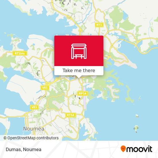 Dumas map