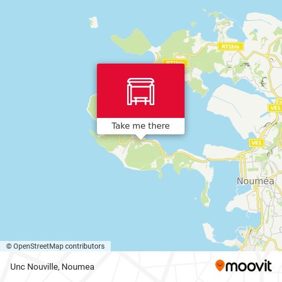 Unc Nouville map
