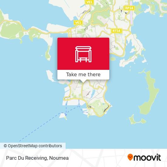 Parc Du Receiving map