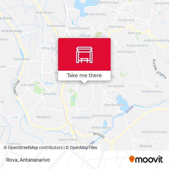 Rova map