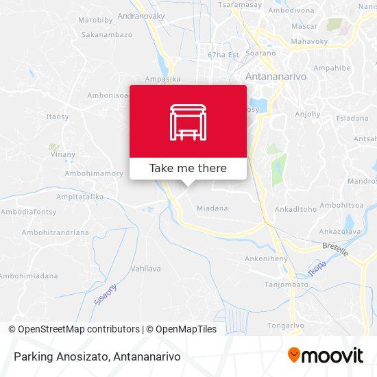 Parking Anosizato map