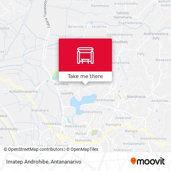 Imatep Androhibe map