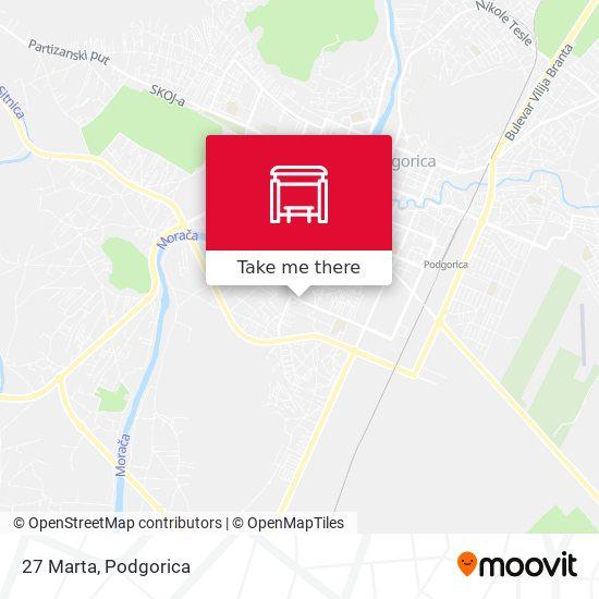 27 Marta map