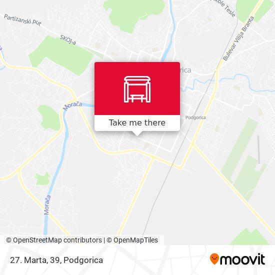 27. Marta, 39 map