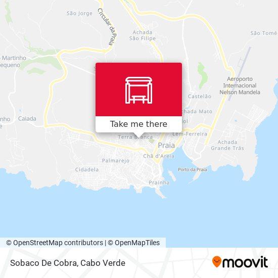 Sobaco De Cobra mapa