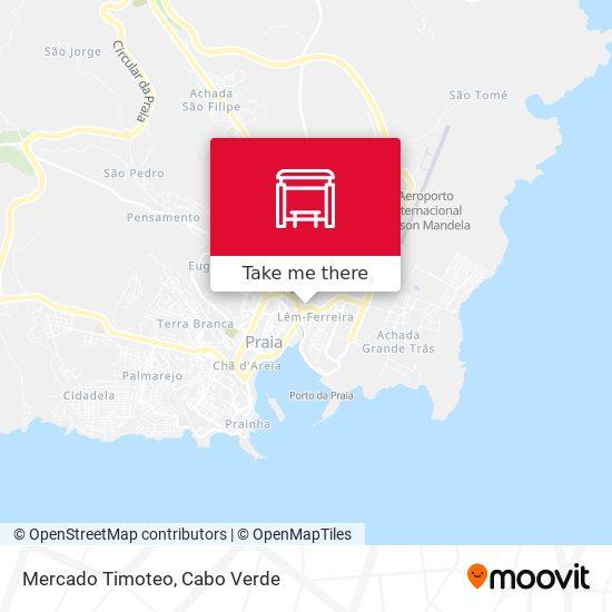 Mercado Timoteo mapa