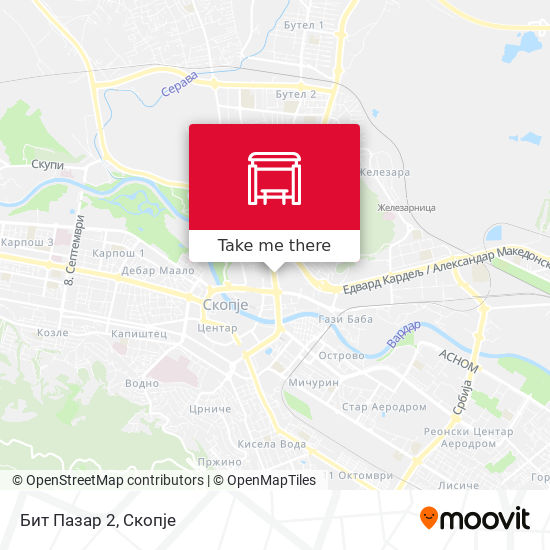 Бит Пазар 2 map