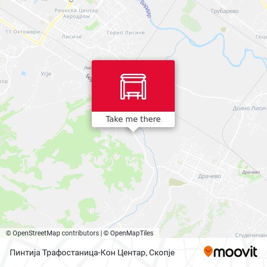 Пинтија Трафостаница-Кон Центар map