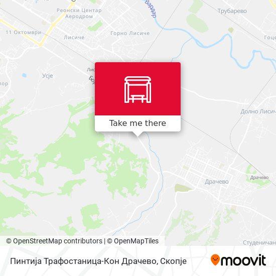 Пинтија Трафостаница-Кон Драчево map