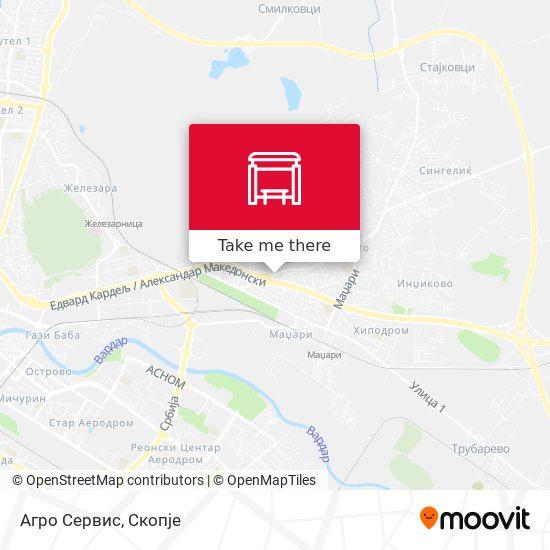 Агро Сервис map
