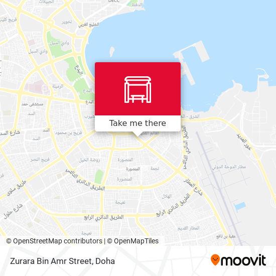 Zurara Bin Amr Street map