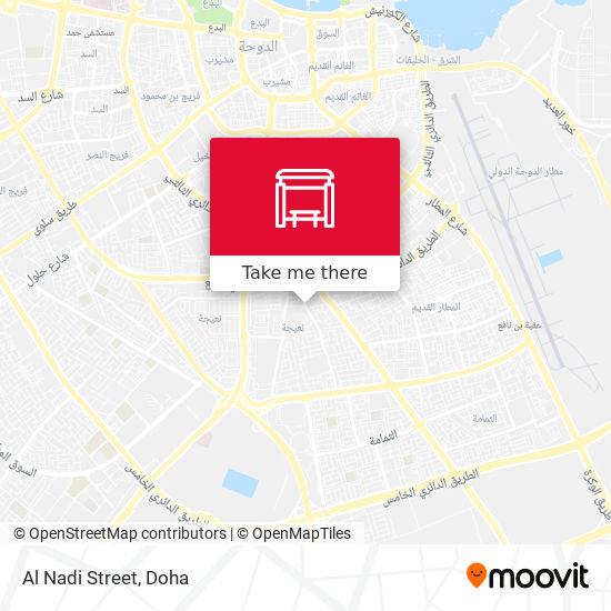 Al Nadi Street map