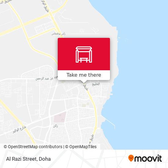 Al Razi Street map