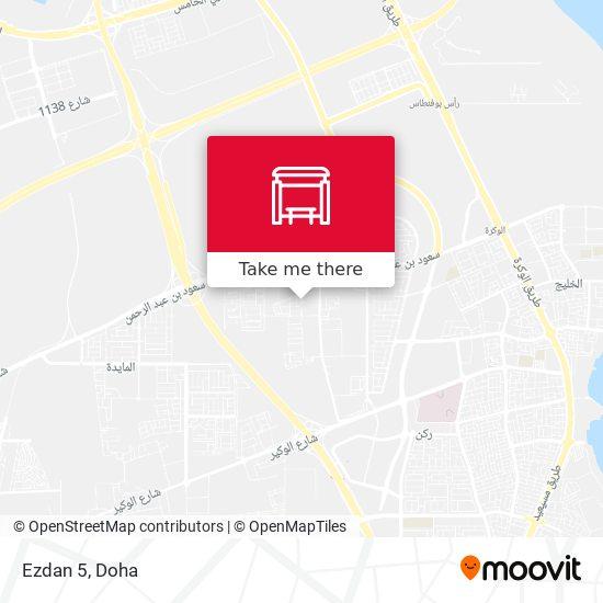 Ezdan 5 map
