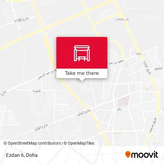 Ezdan 6 map