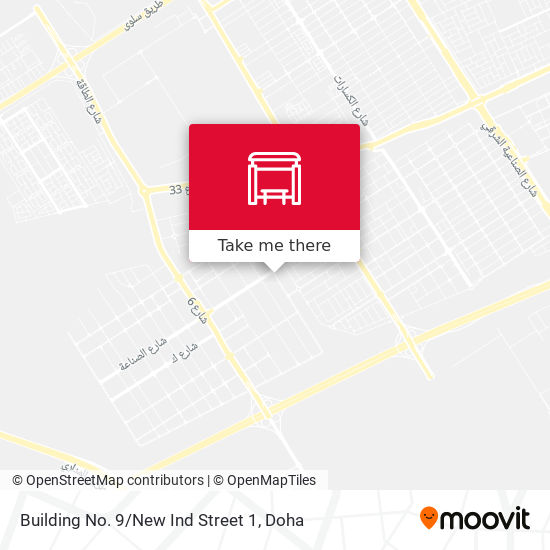 Building No. 9 / New Ind Street 1 map