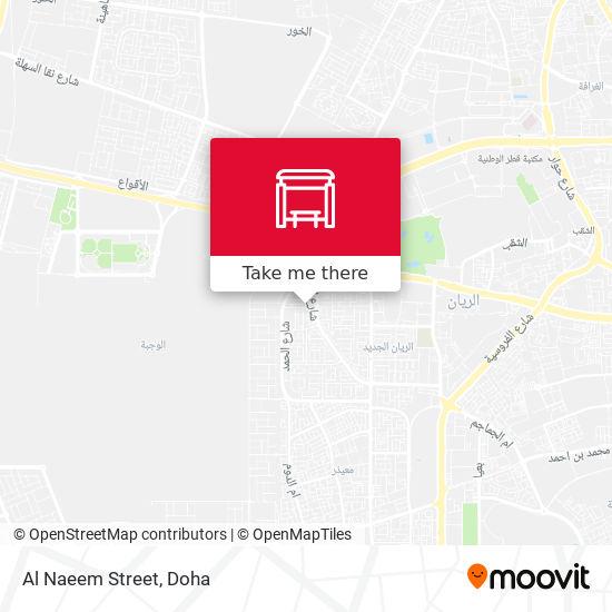 Al Naeem Street map