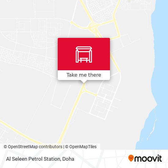 Al Seleen Petrol Station map