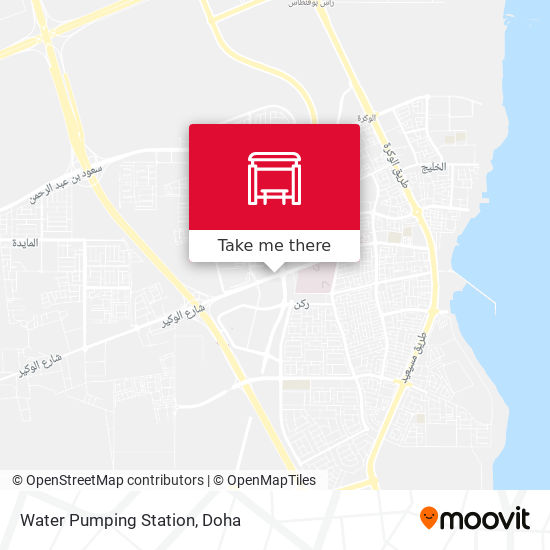 Water Pumping Station map