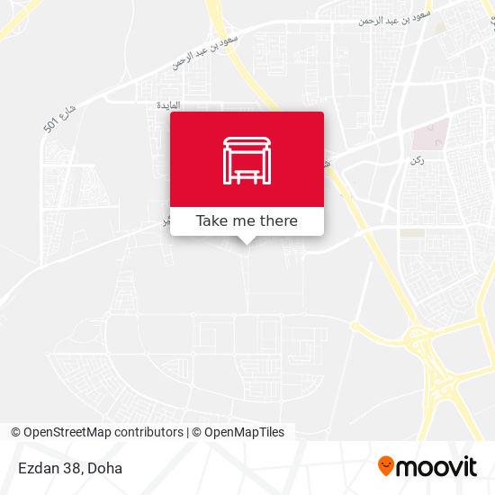 Ezdan 38 map