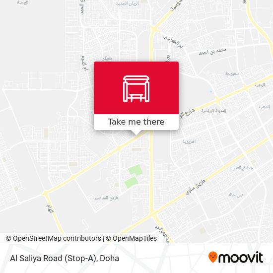 Al Saliya Road (Stop-A) map