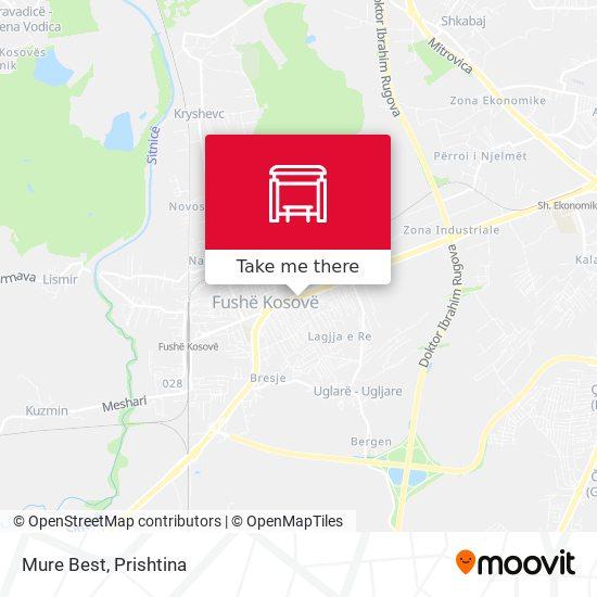 Mure Best map