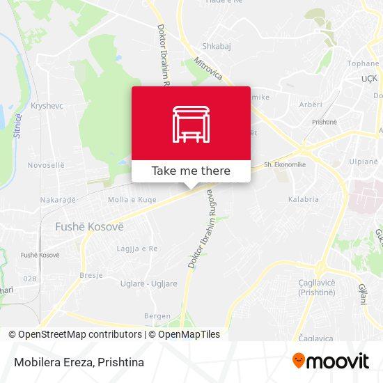 Mobilera Ereza map