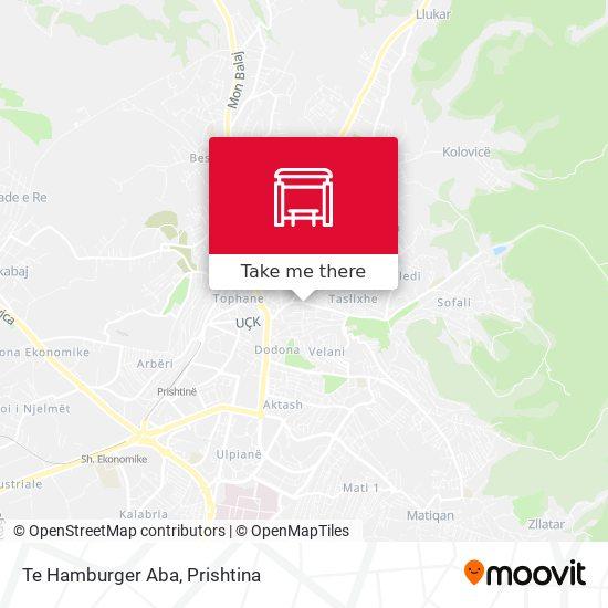 Te Hamburger Aba map