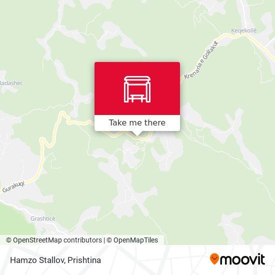 Hamzo Stallov map