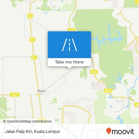 Jalan Paip Kiri地图